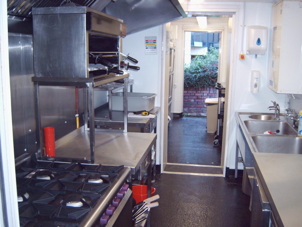 On Site Kitchen Rentals Ltd Hotel Catering Training
